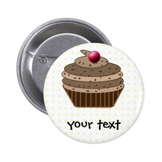 cupcake gifts 2 inch round button