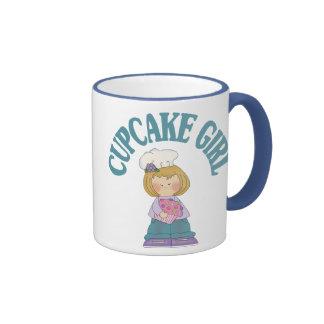 Cupcake Girl Mug