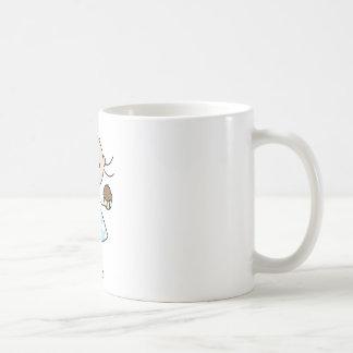 Cupcake Girl Coffee Mug