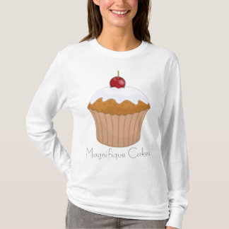 Cupcake Hooded T T-Shirt