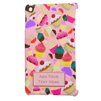 Cupcake iPad Mini Covers