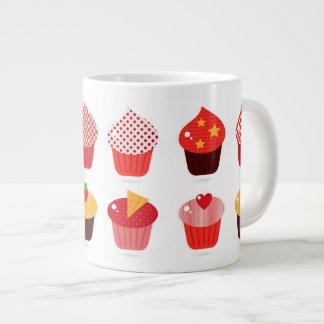 Cupcake Jumbo Mug