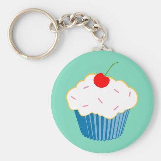Cupcake Keychain