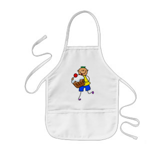 cupcake kid kids apron