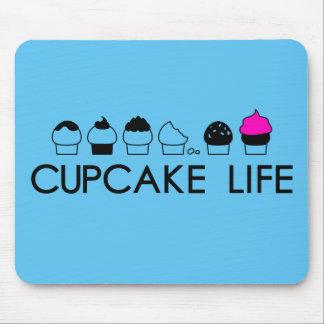 Cupcake Life Mouse Pad