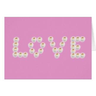 Cupcake Love Card