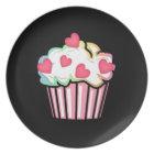Cupcake Love Plate