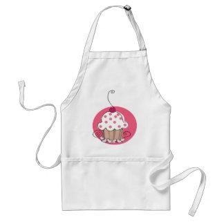 cupcake lover standard apron
