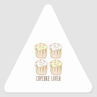Cupcake Lover Stickers