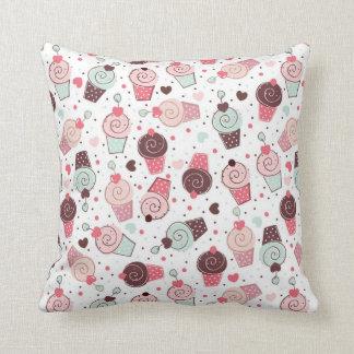 Cupcake Lovers  Gift MoJo Pillow