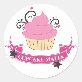 Cupcake Mafia Sticker