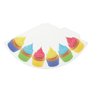 Cupcake Party Hat