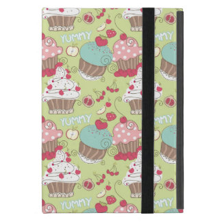 Cupcake pattern cases for iPad mini