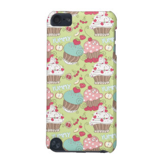 Cupcake pattern iPod touch (5th generation) case