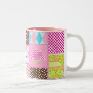 Cupcake Quilt Mug