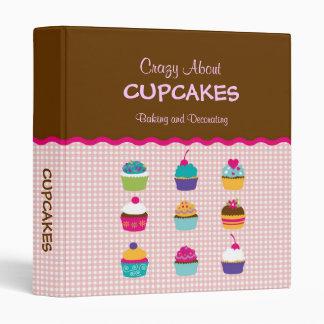 Cupcake Recipe Binder