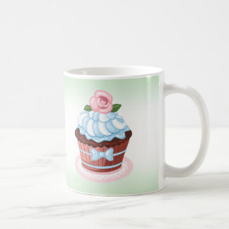 Cupcake Recipe, Birthday Gift Mug