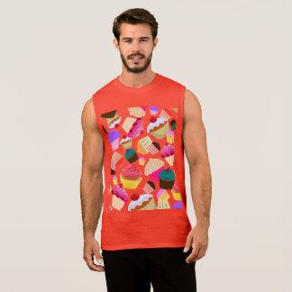 Cupcake Sleeveless Shirt