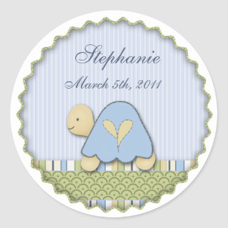 cupcake_sticker2, Stephanie, March 5th, 2011 Classic Round Sticker
