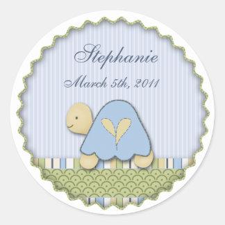 cupcake_sticker2, Stephanie, March 5th, 2011 Classic Round Sticker