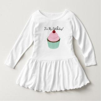 Cupcake Sweet Fancy Girly Birthday Cake Dessert Dress