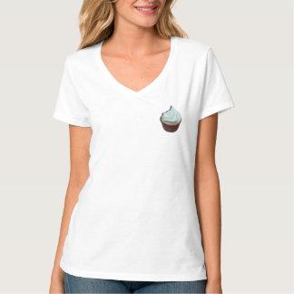 Cupcake T-shirt Front Pocket