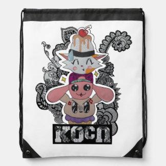 cupcake totem backpack
