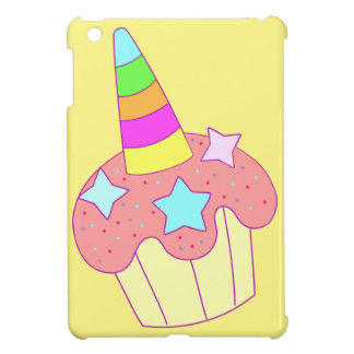 cupcake unicorn iPad mini cover