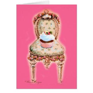 Cupcake Valentine's Day Card