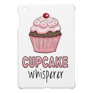 Cupcake Whisperer iPad Mini Covers