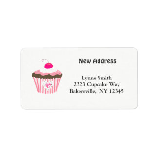 Cupcake With Heart New Address