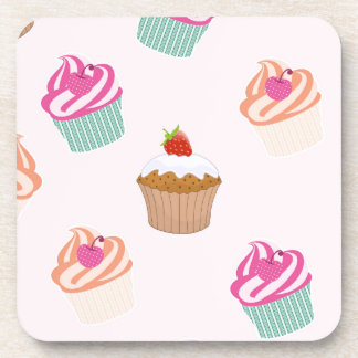 Cupcakes And Muffins Coaster
