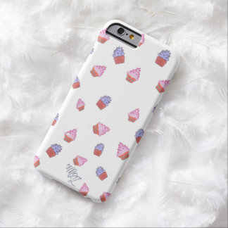 Cupcakes by Ania Barely There iPhone 6 Case