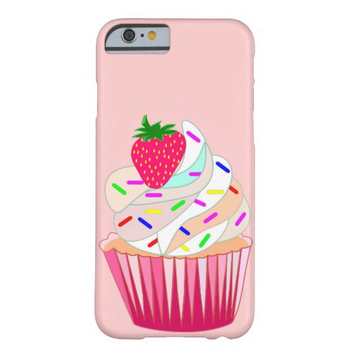 cupCAKES,cupcake ,girly cover Barely There iPhone 6 Case