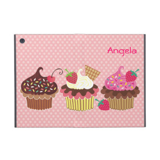 Cupcakes Customizable Powiscase iPad Case