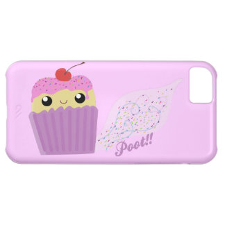 Cupcakes Fart Sprinkles Case For iPhone 5C