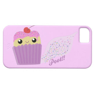 Cupcakes Fart Sprinkles iPhone 5 Cases