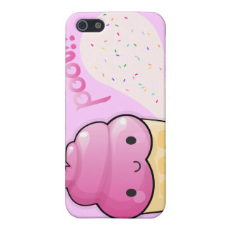 Cupcakes Fart Sprinkles Case For iPhone 5