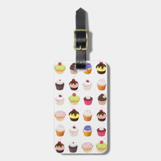 Cupcakes Galore - Luggage Tag