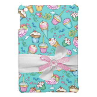 Cupcakes & Ice Cream Cones Cover For The iPad Mini