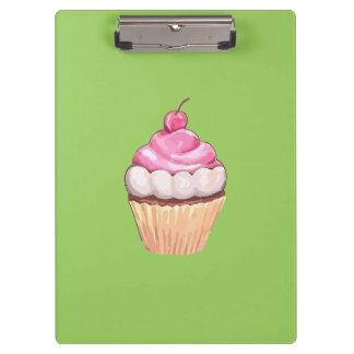 Cupcakes manic clipboard