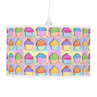 Cupcakes Pop Art LAMPS