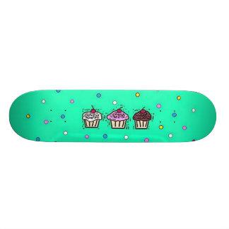 cupcakes skate board decks