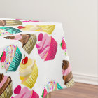 cupcakes tablecloth