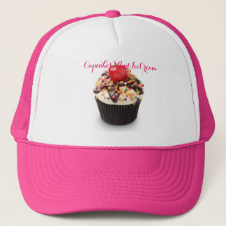 CupcakesAndIceCream Trucker Hat