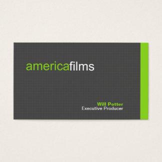 Cupertino Grey ii Business Card