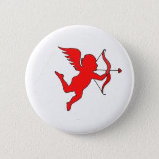 Cupid 2 Inch Round Button