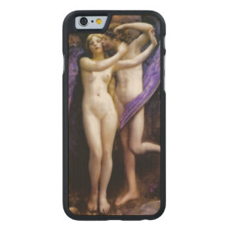 Cupid and Psyche Carved® Maple iPhone 6 Case