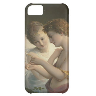 Cupid and Psyche peace love joy Case For iPhone 5C