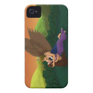 Cupid and Psyche reunited Case-Mate iPhone 4 Case
